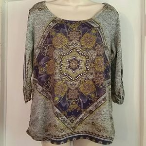 Style & Co. Woman top
